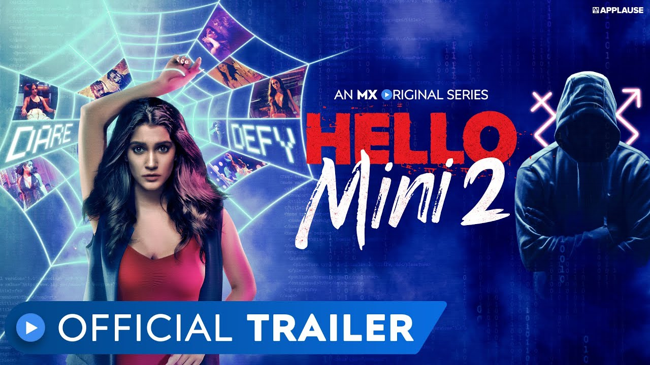 Hello Mini 2 2021 S02 Hindi MX Original Web Series Official Trailer 1080p HDRip Download