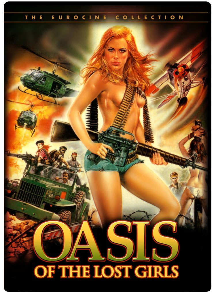 18+ Police Destination Oasis 1982 English 720p UNRATED HDRip 600MB x264 AAC