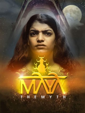 Maya The Myth 2020 Urdu Full Movie 330MB HDRip ESub Download