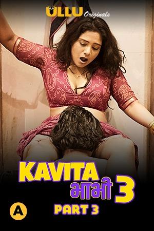 18+ Kavita Bhabhi Part 3 (2021) Hindi S03 Complete Ullu Originals Web Series 1080p HDRip 400MB Download