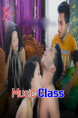 18+ Music Class 2021 XPrime UNCUT Hindi Short Film 720p HDRip 150MB Download