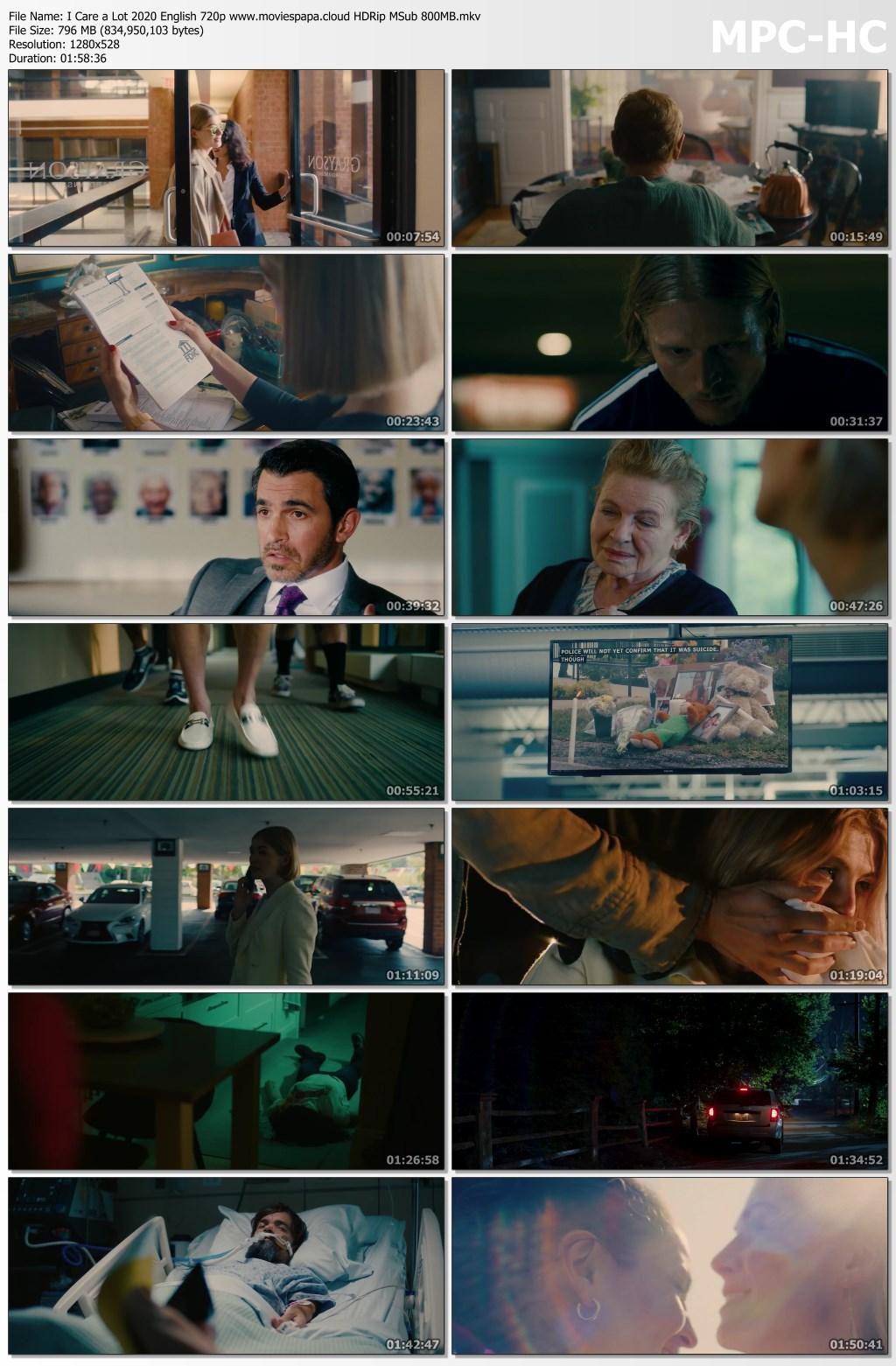 I Care a Lot 2020 screenshot HDMoviesFair