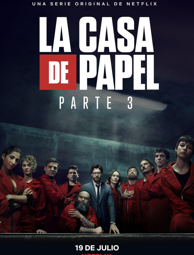Money Heist S03 (2019) ORG Hindi Dubbed NF Web Series 480p HDRip x264 ESubs 1.2GB