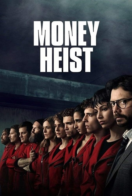Money Heist 2018 S02 Complete Hindi NF Series 1270MB HDRip Download