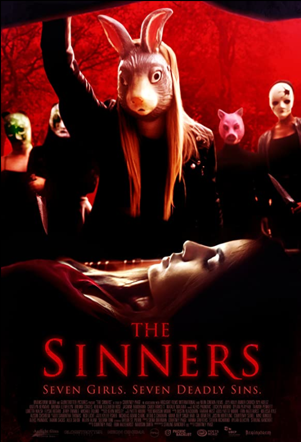 The Sinners 2021 English 720p HDRip ESub 800MB | 310MB Download
