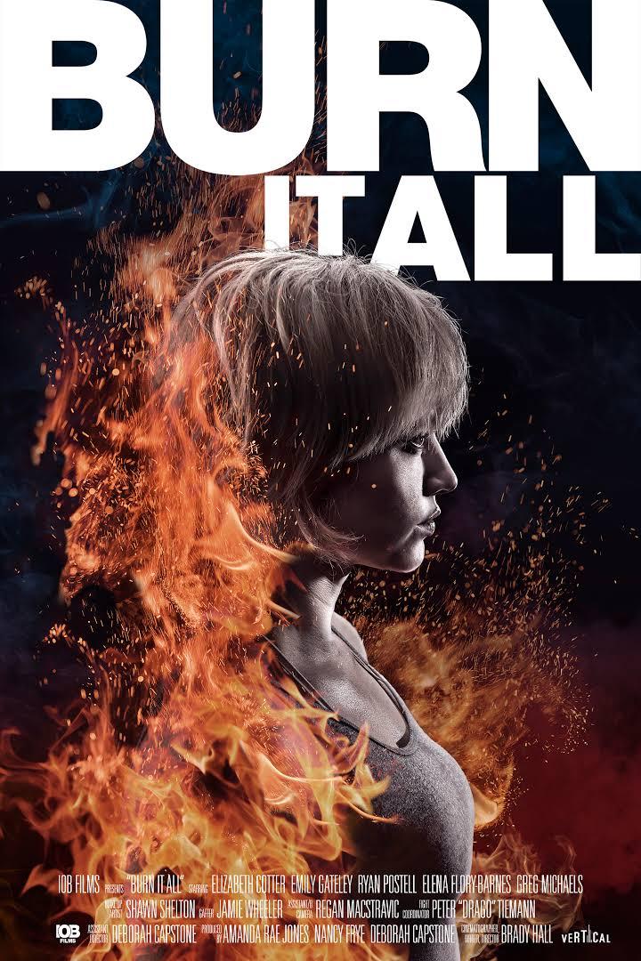 Burn It All 2021 English 300MB HDRip Download