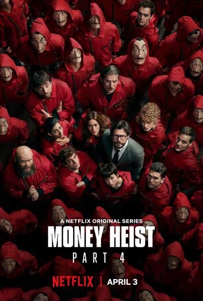 Money Heist 2020 S04 Complete Hindi NF Series 720p HDRip 2.7GB Download