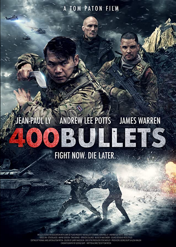 400 Bullets 2021 Dual Audio Hindi 300MB BluRay 480p x264 Free Download