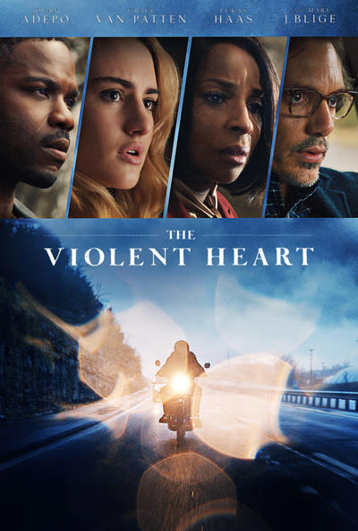 The Violent Heart 2021 English 480p HDRip 300MB Download