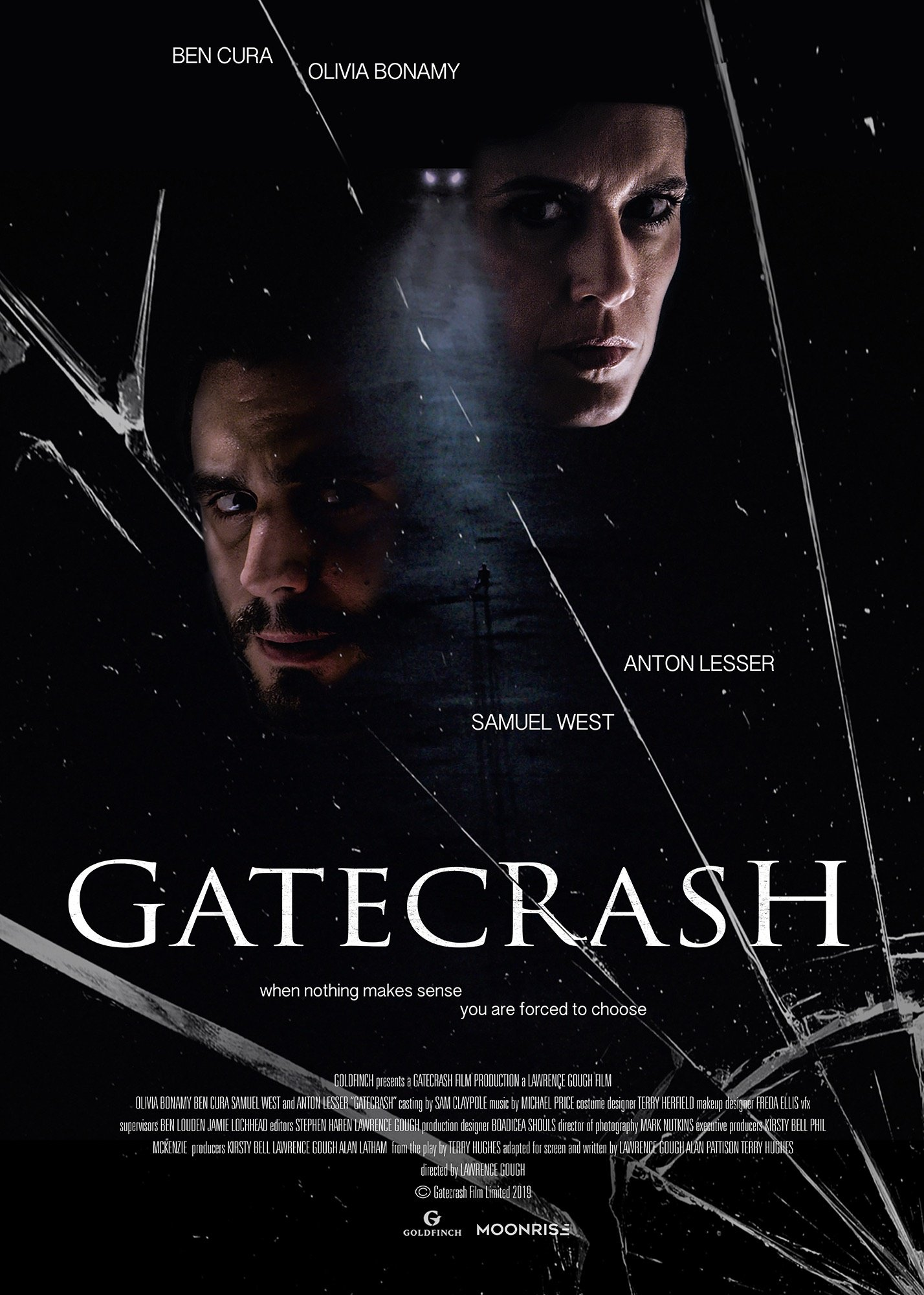 Gatecrash 2021 English 480p HDRip 300MB Download