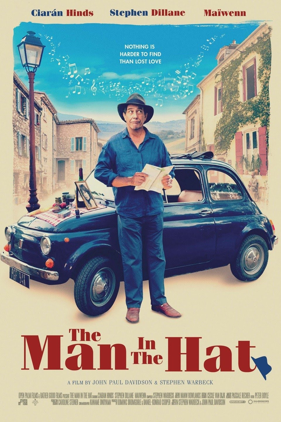 The Man in the Hat 2020 English 480p HDRip 300MB Download