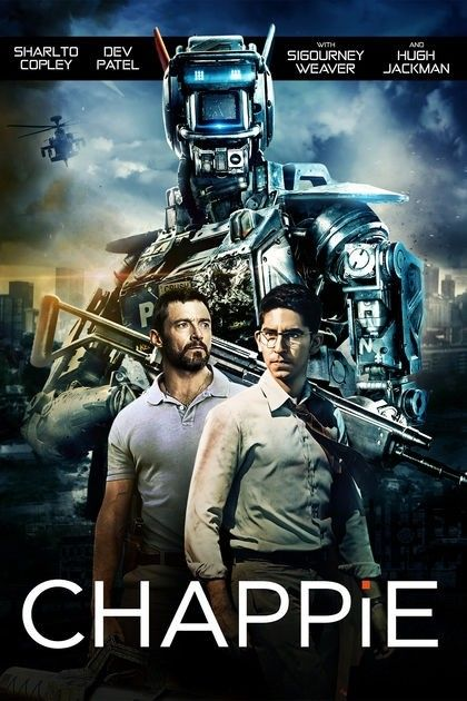 Chappie 2015 Hindi Dual Audio 1080p BluRay ESubs 2160MB Download