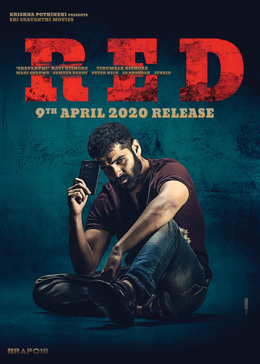 Red (2021) Telugu NF HDRip 400MB Download