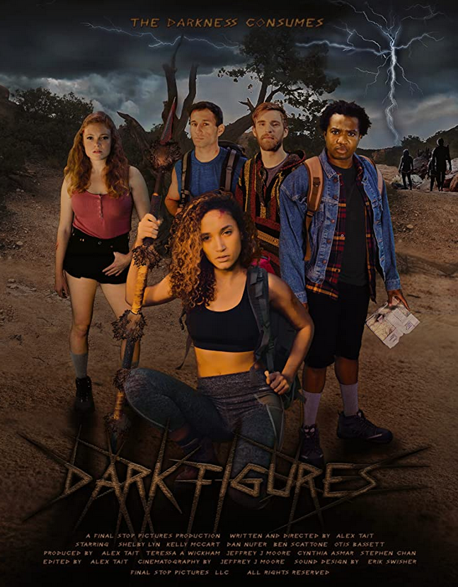 Dark Figures 2020 English 480p HDRip ESub 250MB Download