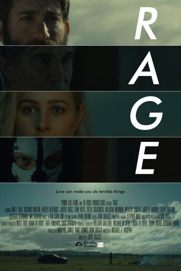 Rage 2021 English 720p HDRip 900MB | 460MB Download