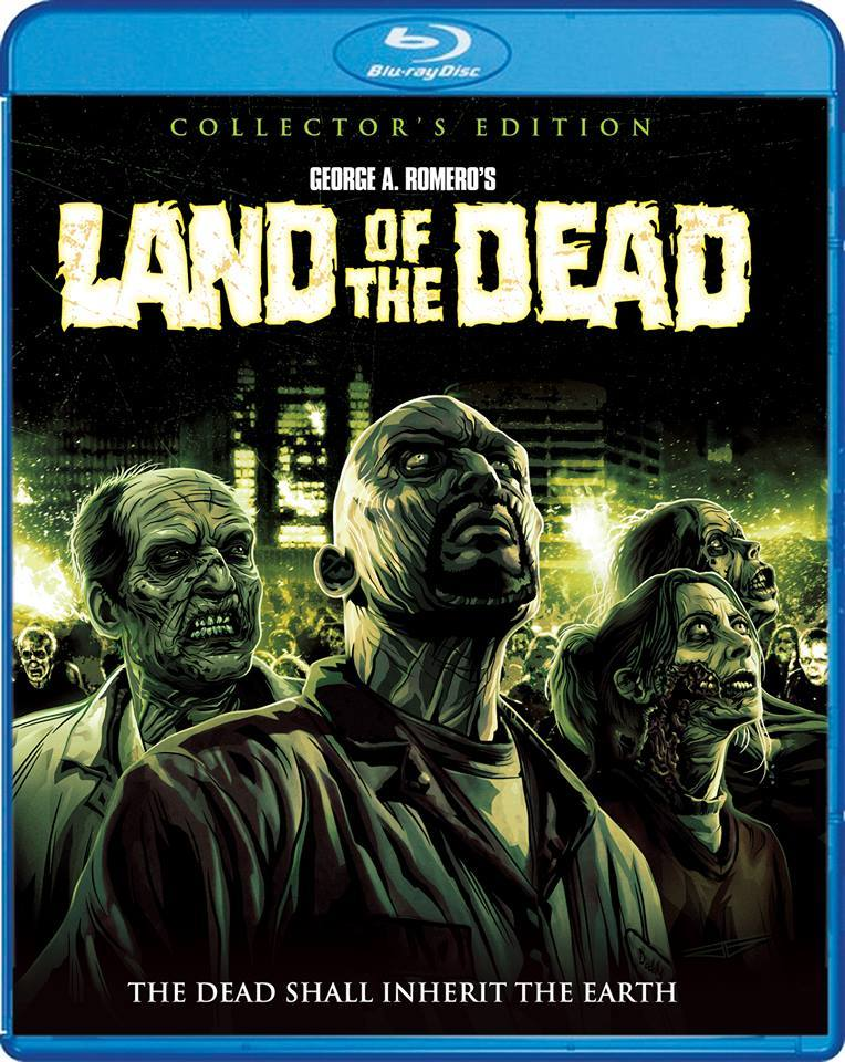 Land Of the Dead 2005 Hindi Dual Audio 720p BluRay ESub 900MB x264 AAC