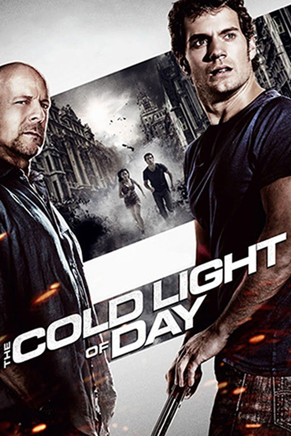 The Cold Light Of Day 2012 Dual Audio Hindi 480p BluRay ESub 350MB Download