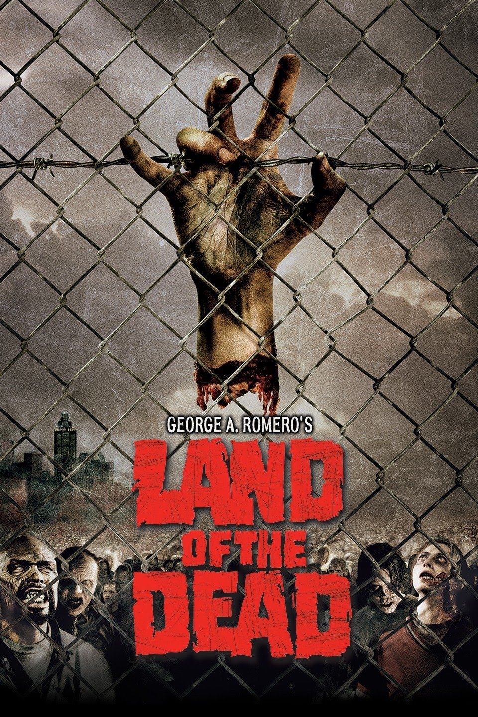 Land Of the Dead 2005 Dual Audio Hindi 480p BluRay ESub 350MB Download