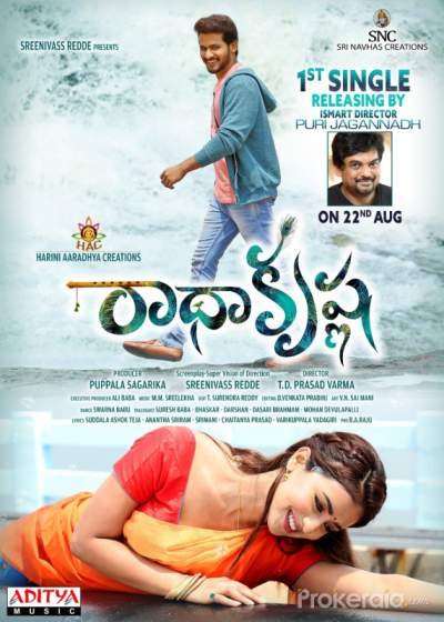 Radha Krishna 2021 Telugu 450MB HDRip Download