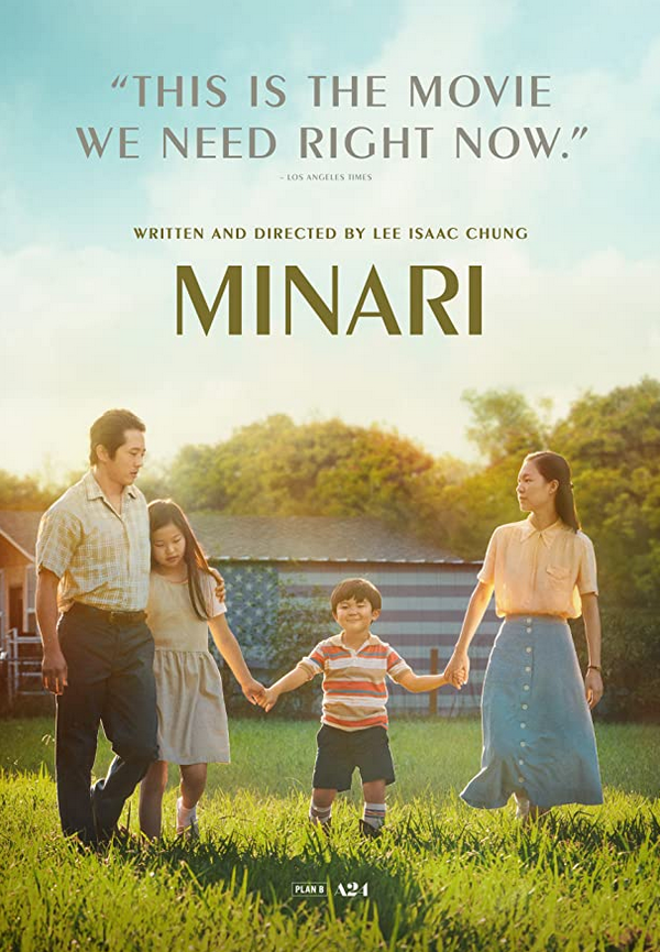 Minari 2021 English 350MB HDRip Download