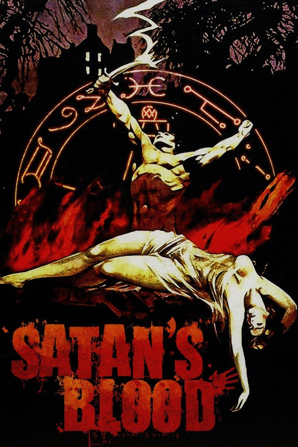 18+ Satans Blood 1978 Spanish 250MB BluRay Download