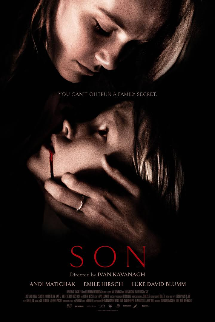 Son 2021 English 720p HDRip 800MB Download