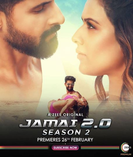 Jamai 2.0 2021 S02 Hindi Zee5 Web Series 720p HDRip 1.2GB Download