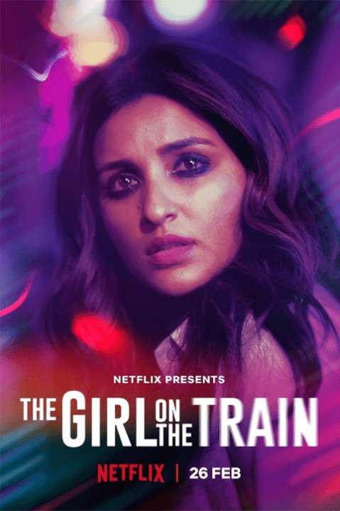 The Girl on the Train 2021 Hindi 720p NF HDRip 850MB Download