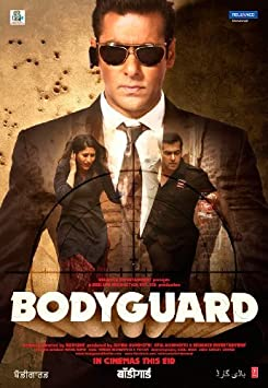 Bodyguard 2011 Hindi 720p HDRip ESub 900MB Download