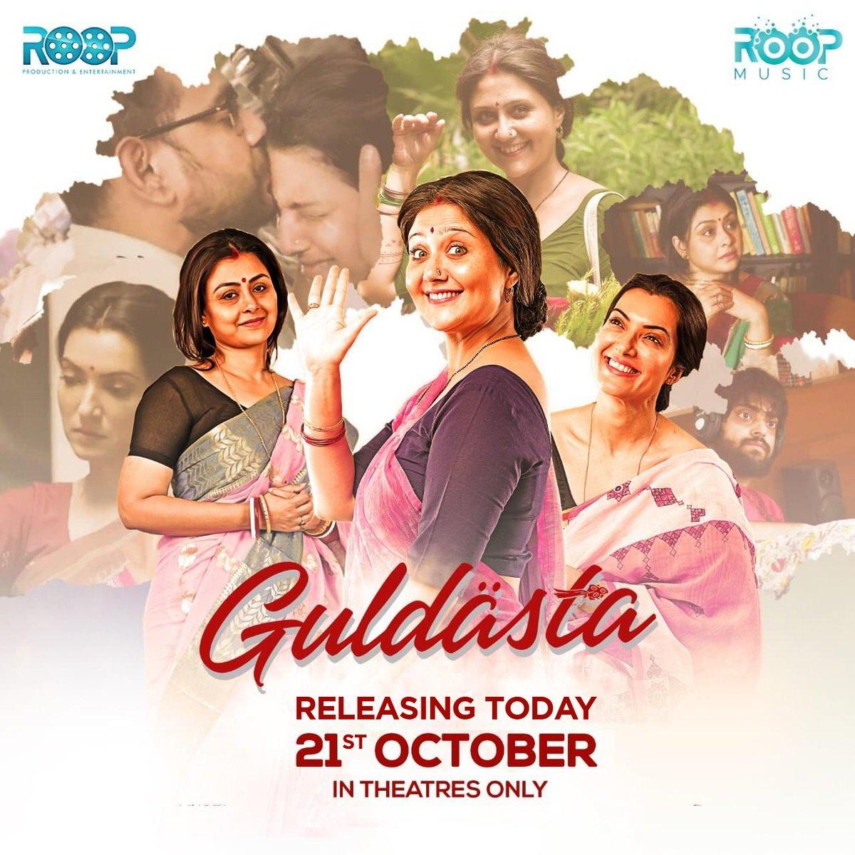 Guldasta 2021 Bengali Movie 720p HDRip 900MB x264 AAC
