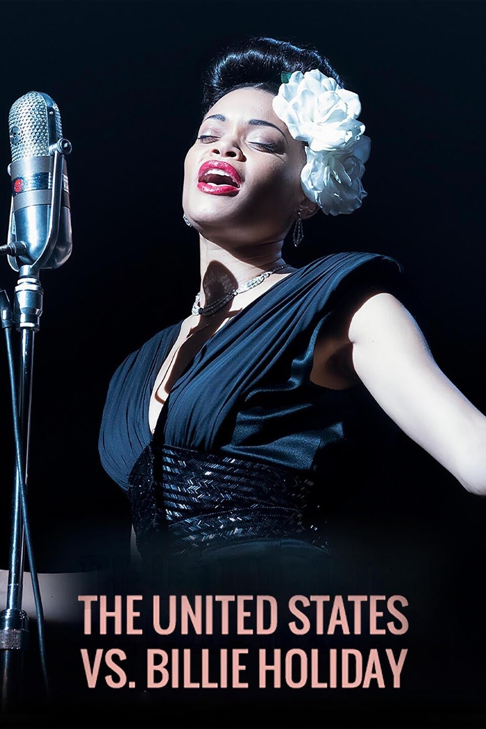 The United States vs Billie Holiday 2021 English 720p HDRip ESub 900MB Download