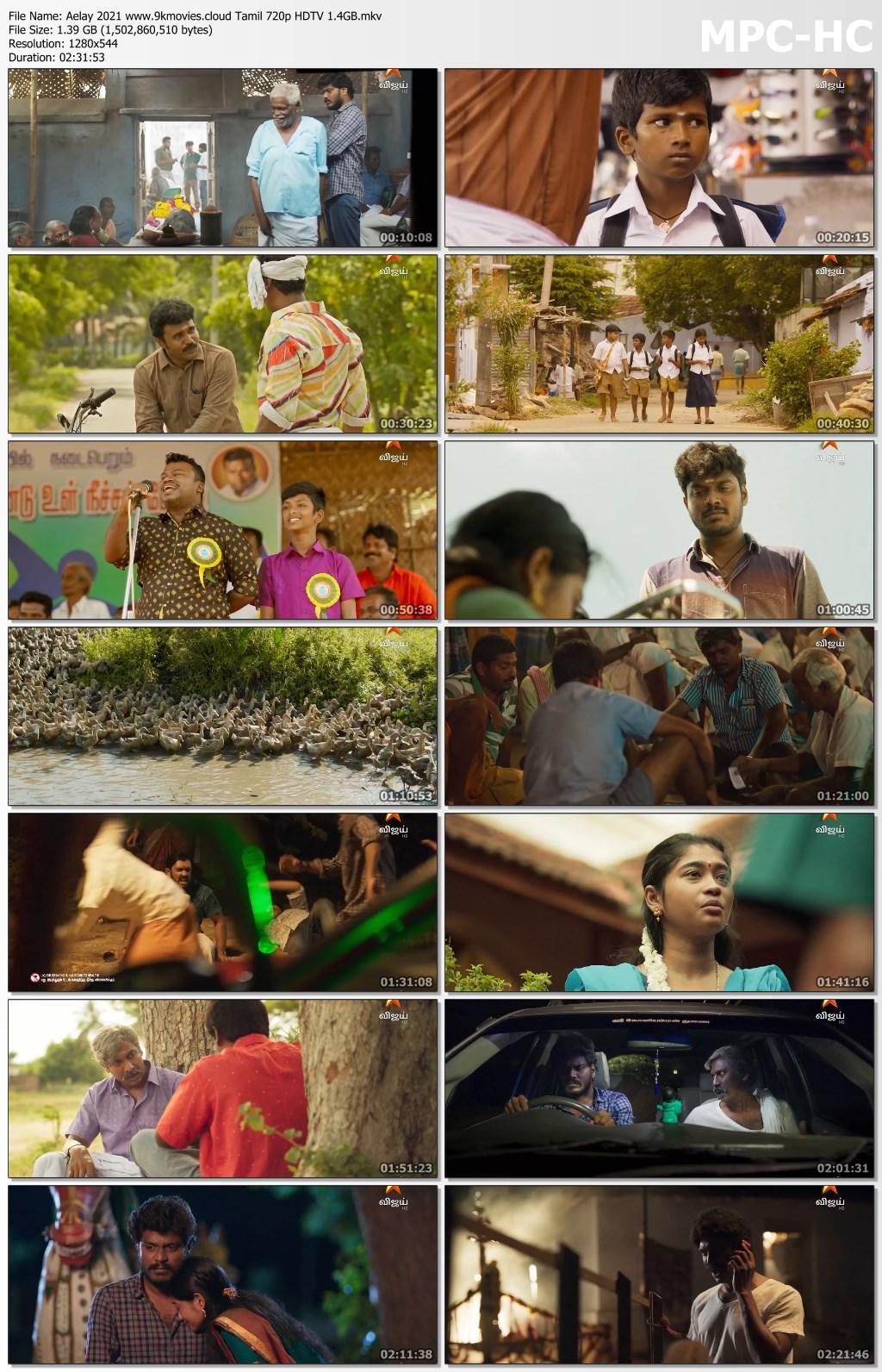 Aelay 2021 Tamil 720p HDTV 1.4GB Download