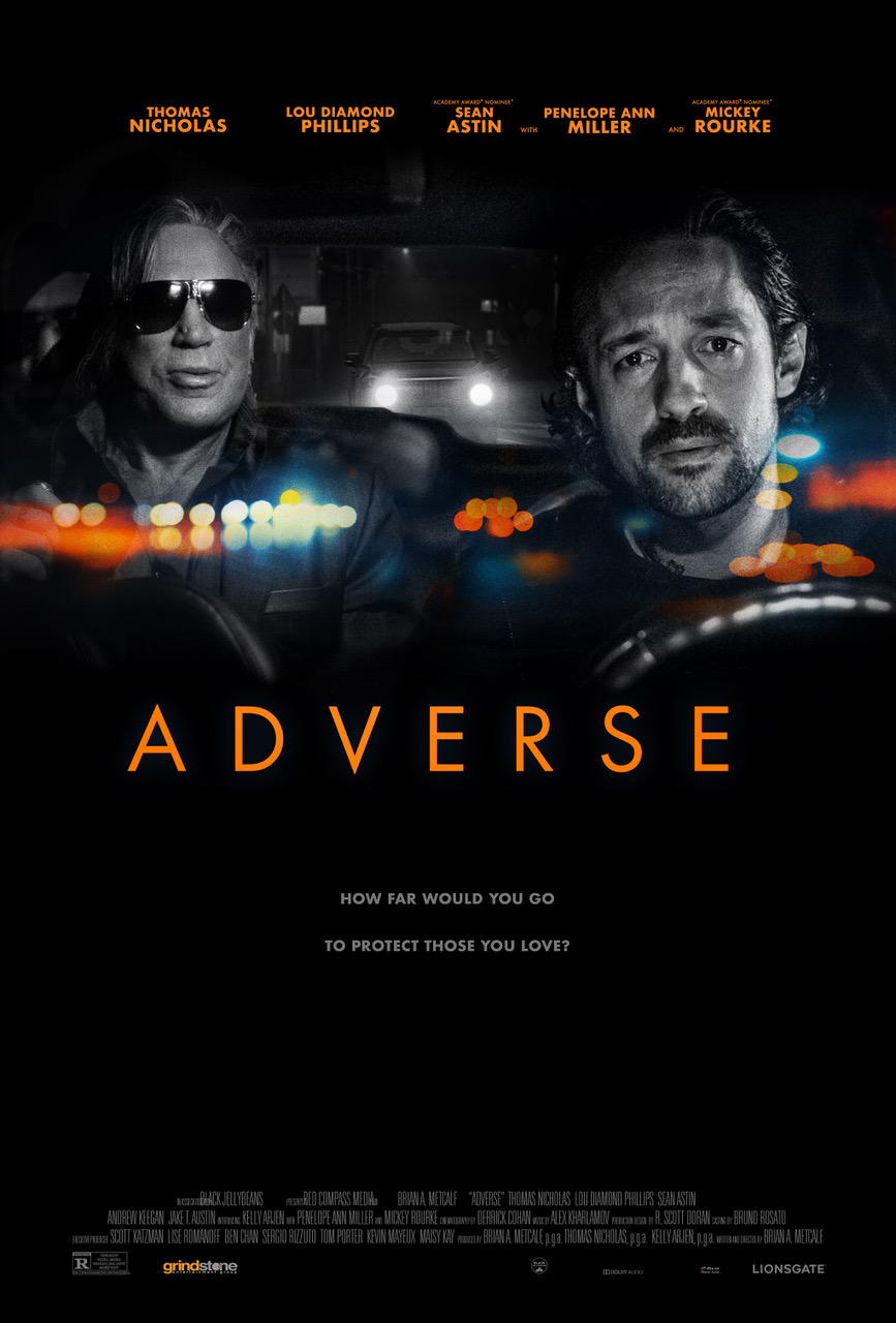 Adverse 2021 English 290MB DVDRip Download