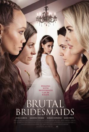Brutal Bridesmaids 2021 English 720p HDRip ESub 850MB Download