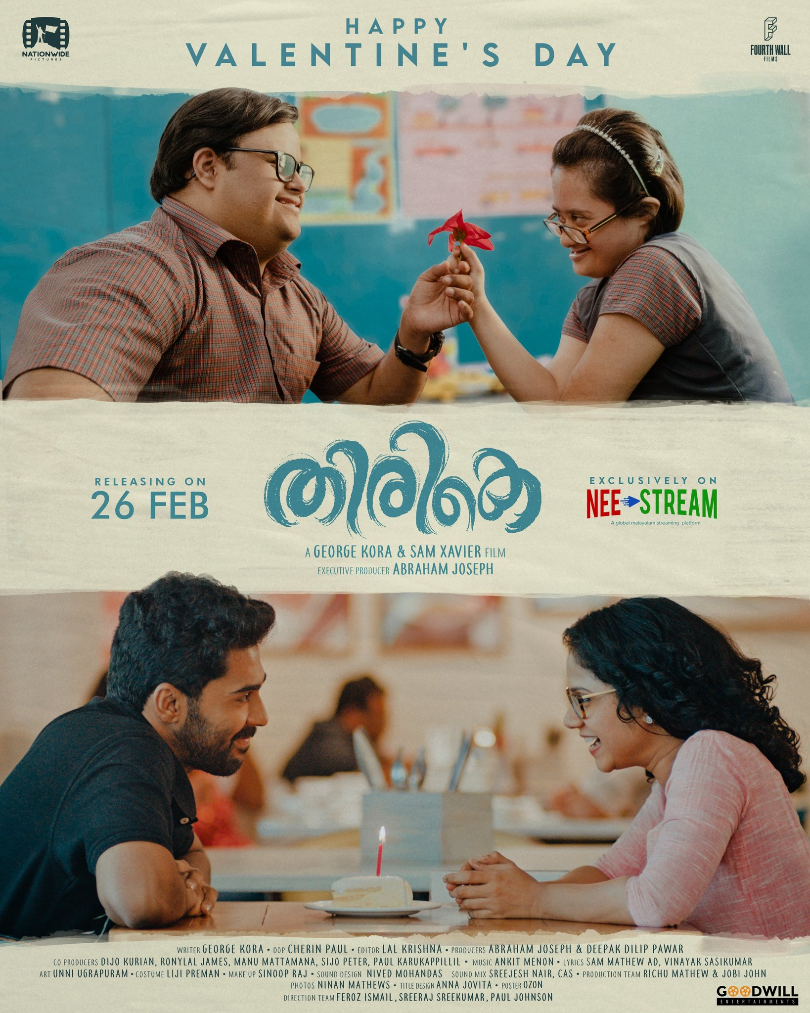 Thirike 2021 Malayalam Full Movie 400MB HDRip ESub Download