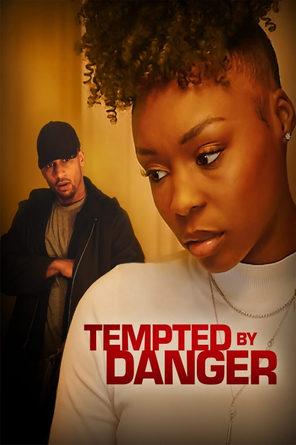 Tempted by Danger 2020 English 720p HDRip ESubs 800MB | 280MB