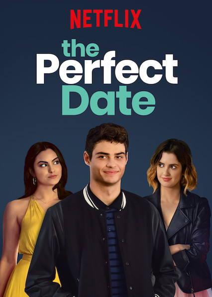 The Perfect Date 2019 Dual Audio 1080p NF HDRip [Hindi ORG + English] ESubs