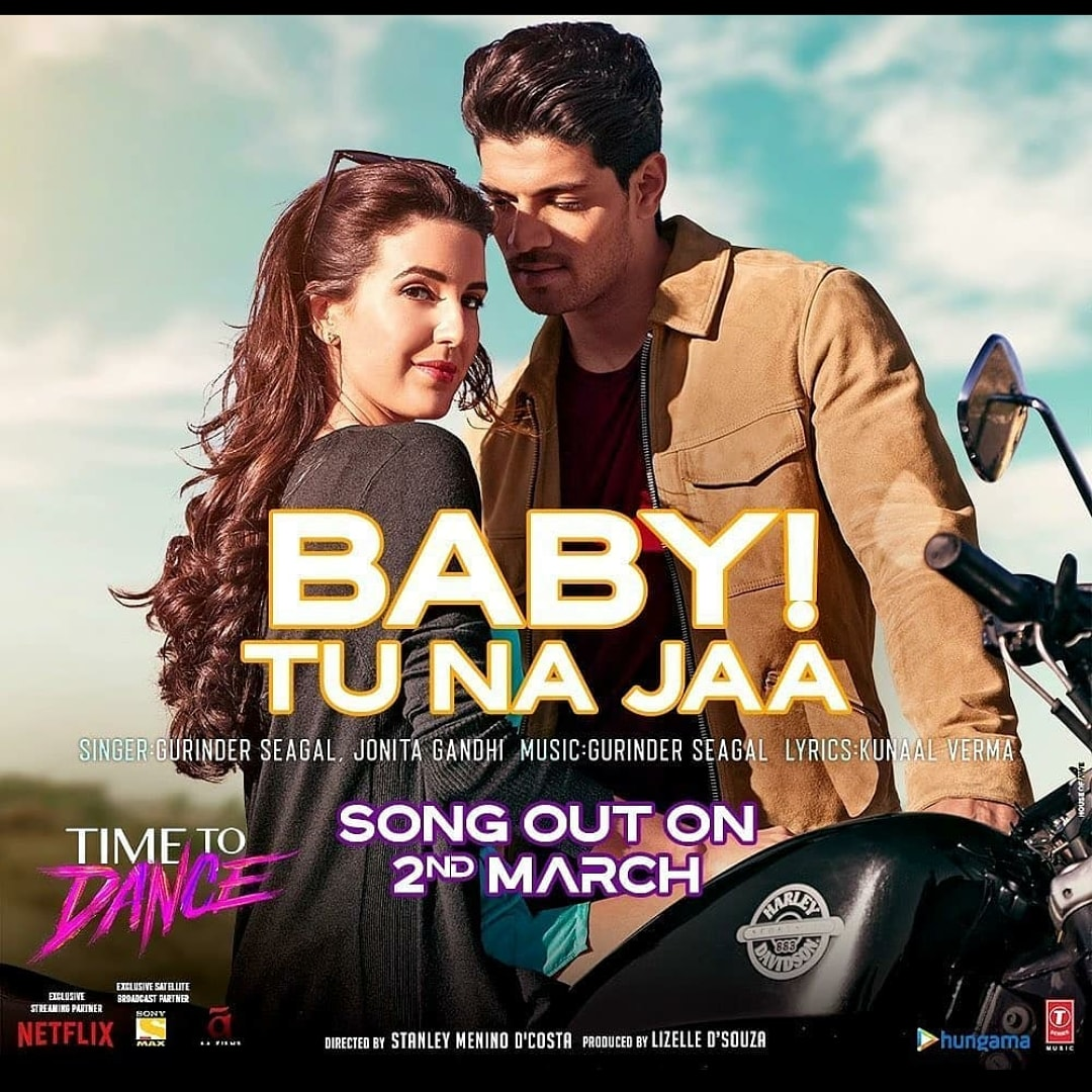 Baby! Tu Na Jaa (Time To Dance) 2021 Hindi Video Song 1080p  HDRip
