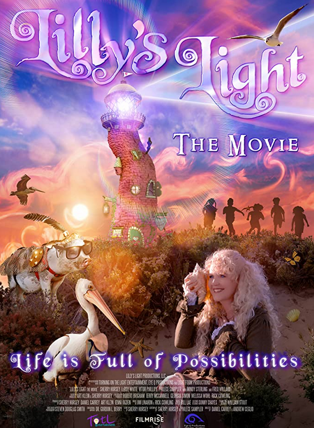 Lillys Light The Movie 2020 English 480p HDRip 250MB Download