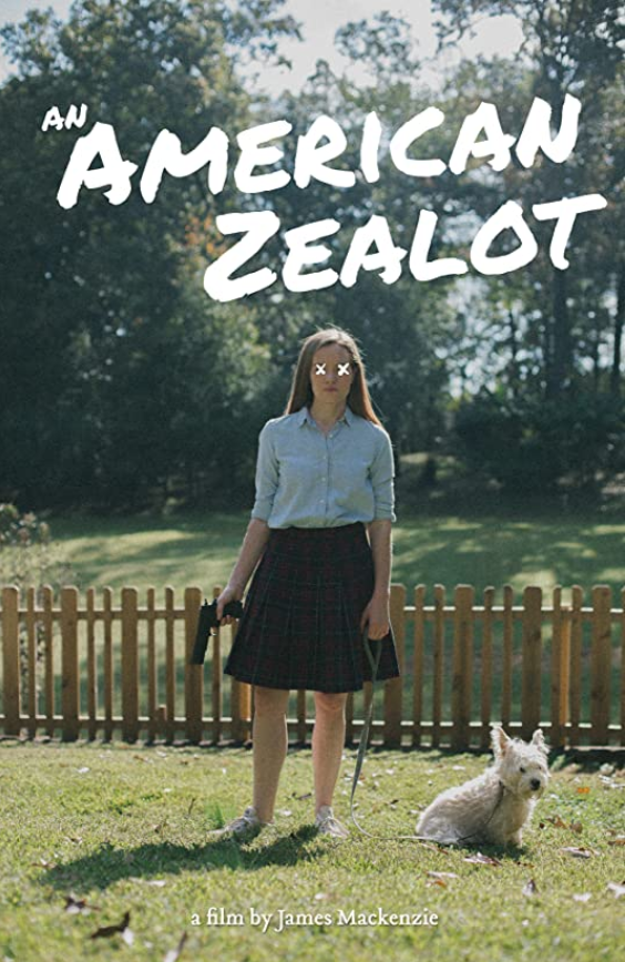An American Zealot 2021 English 720p HDRip 800MB