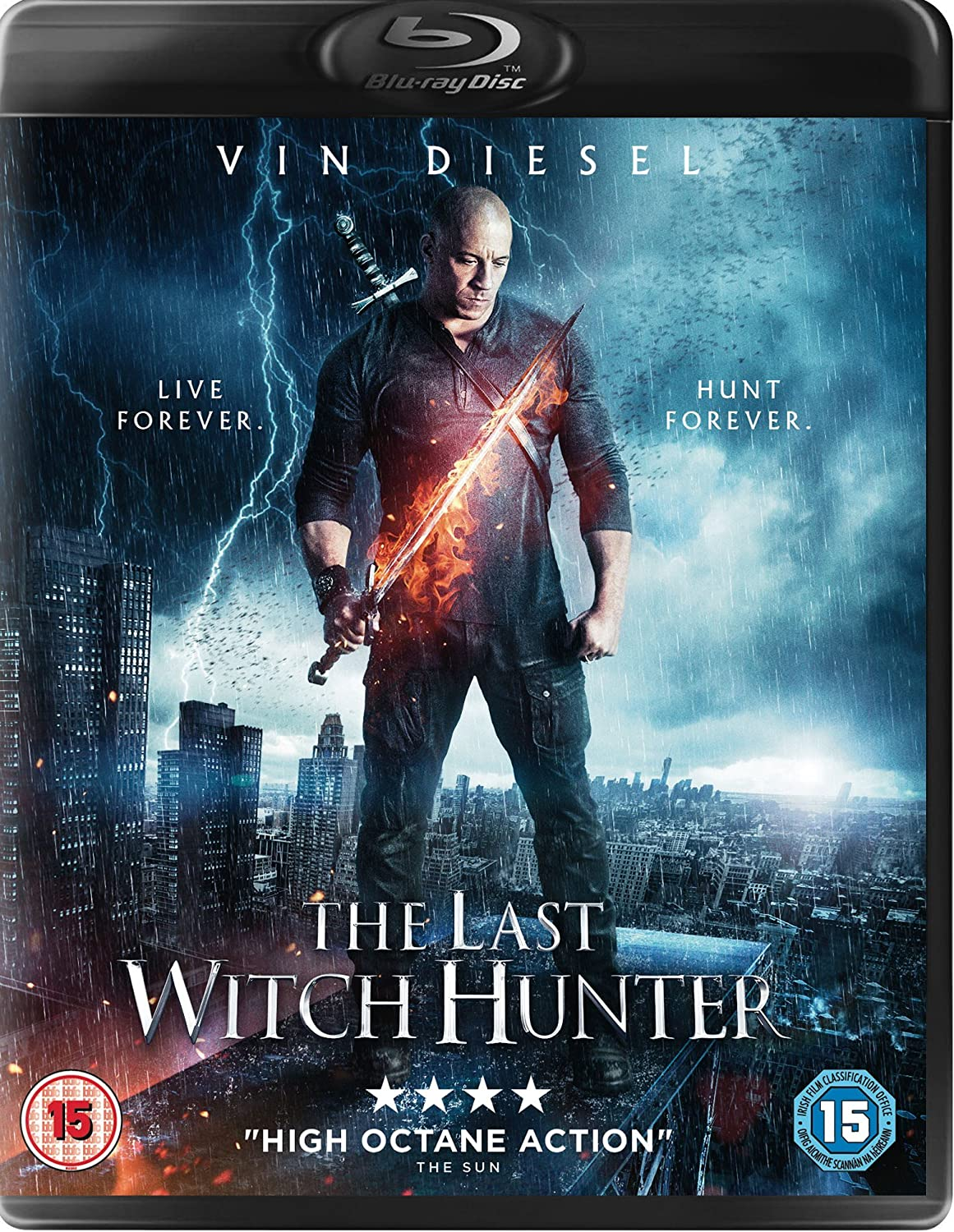 The Last Witch Hunter 2015 Hindi Dual Audio 400MB BluRay Download