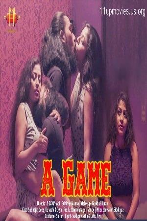 A Game 2021 S01E01 Hindi 11upmovies 720p HDRip 270MB x264