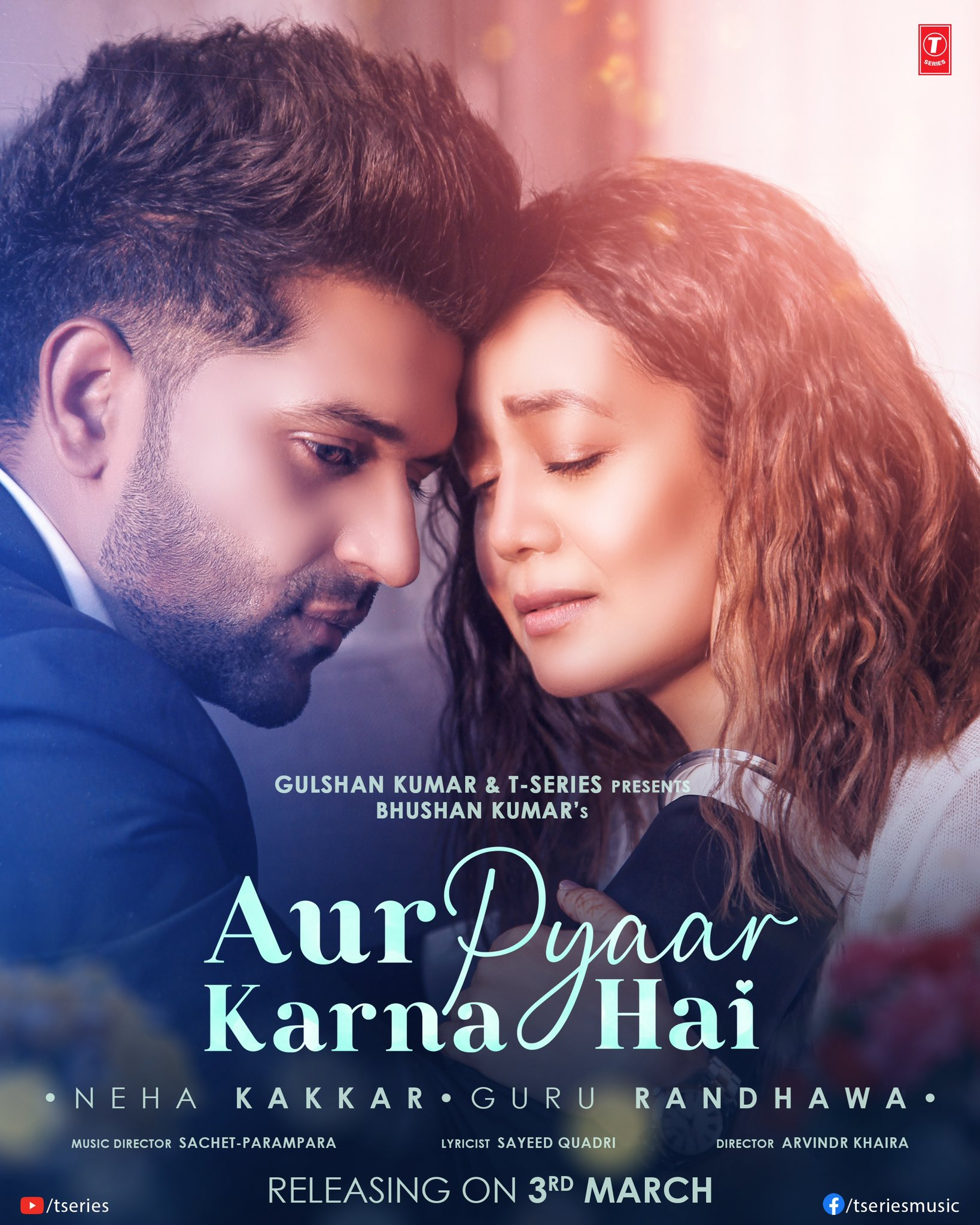 Aur Pyaar Karna Hai By Neha Kakkar & Guru Randhawa Official Music Video 1080p HDRip 40MB Download