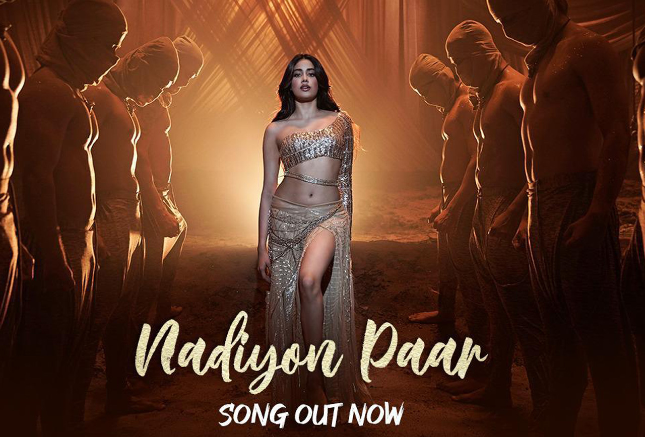 Nadiyon Paar (Let the Music Play Again) Roohi 2021 Hindi Video Song 1080p HDRip 50MB Download
