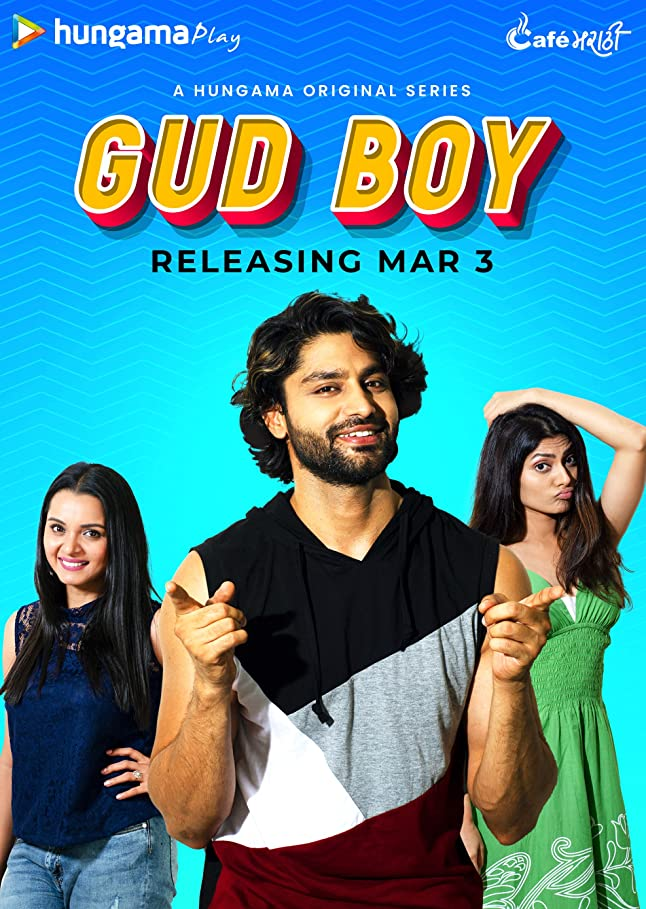 Gud Boy 2021 S01 Hindi Complete Hungama Original Web Series 345MB HDRip Download