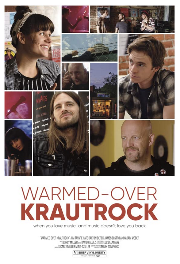 Warmed Over Krautrock 2020 English 720p HDRip 800MB