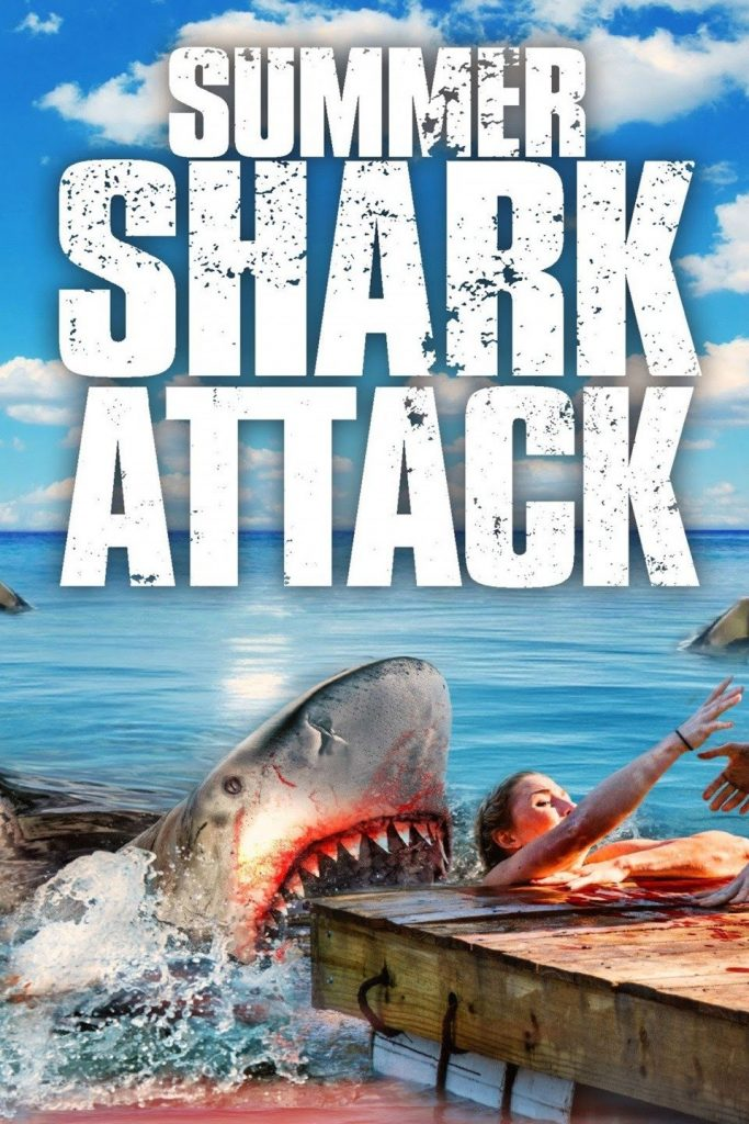 Summer Shark Attack 2016 Dual Audio Hindi ORG 300MB BluRay 480p ESubs