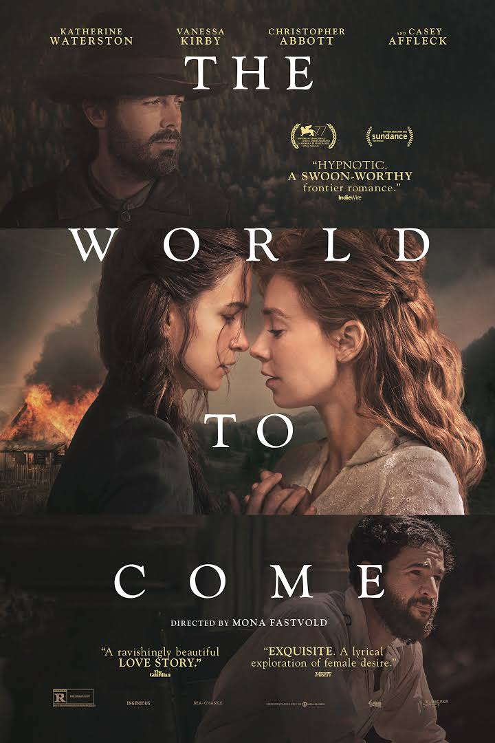 The World to Come 2021 English 720p HDRip ESubs 800MB