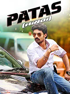 Patas 2021 Hindi Dubbed 720p HDRip 800MB