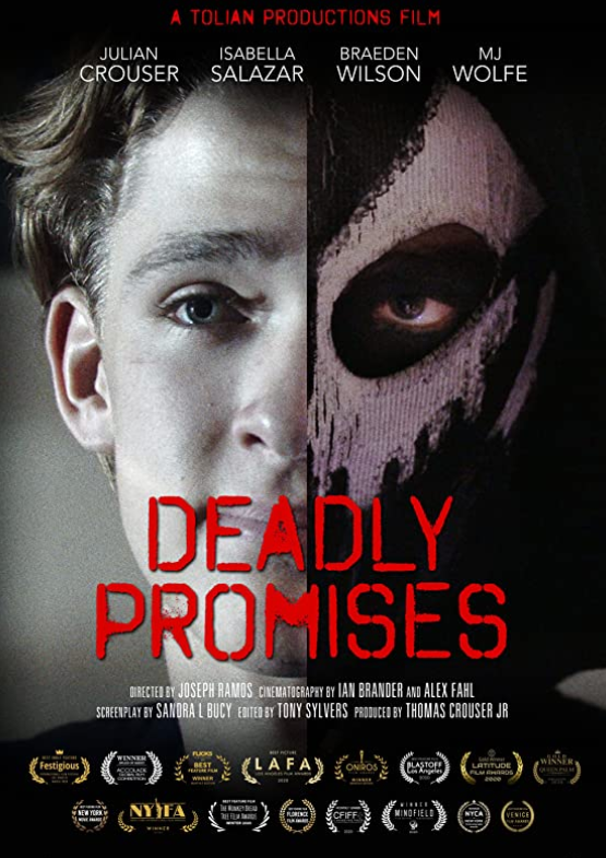 Deadly Promises 2021 English  480p |720p HDRipx264 AAC 250MB | 800MB Download